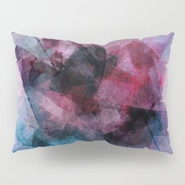 Stitched & Shattered Pillow Sham