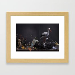 Barsel cover Framed Art Print