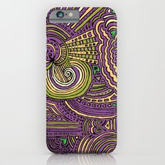 Drawing Meditation - Lilac Slim Case iPhone 6s