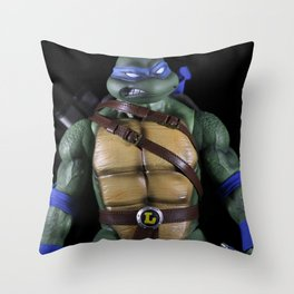 TMNT Leonardo Throw Pillow