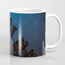 Midnight Stars at Joshua Tree Coffee Mug