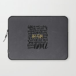 Dance Laptop Sleeve