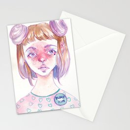 Head 2 Stationery Cards