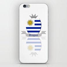 Uruguay iPhone & iPod Skin