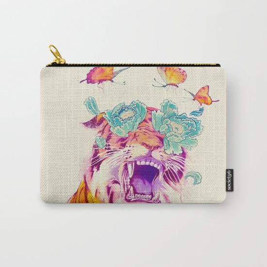 Tropicalia Carry-All Pouch