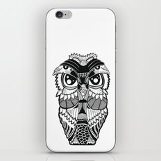 Wise Owl iPhone & iPod Skin