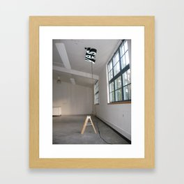 Yes, for Yoko Ono 2 Framed Art Print