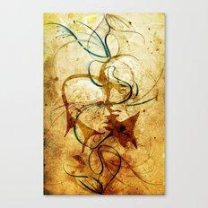 Parabola Canvas Print