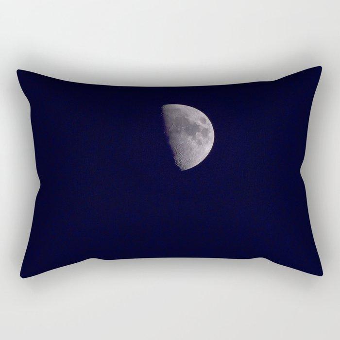 Half-Moon Rectangular Pillow