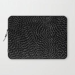 storm | black Laptop Sleeve