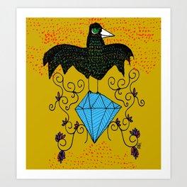 From The Mystics Art Print