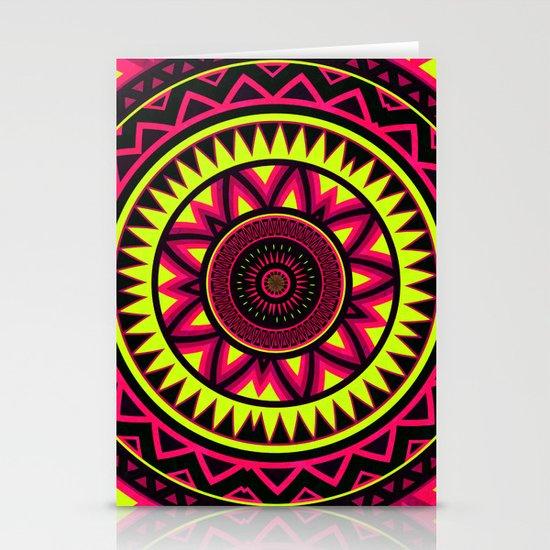 Mandala - Navajo dance Stationery Cards