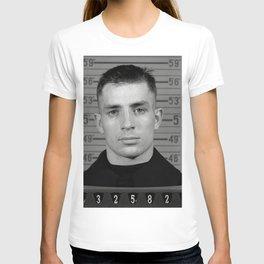 Jack Kerouac Navy Enlistment Photo T-shirt