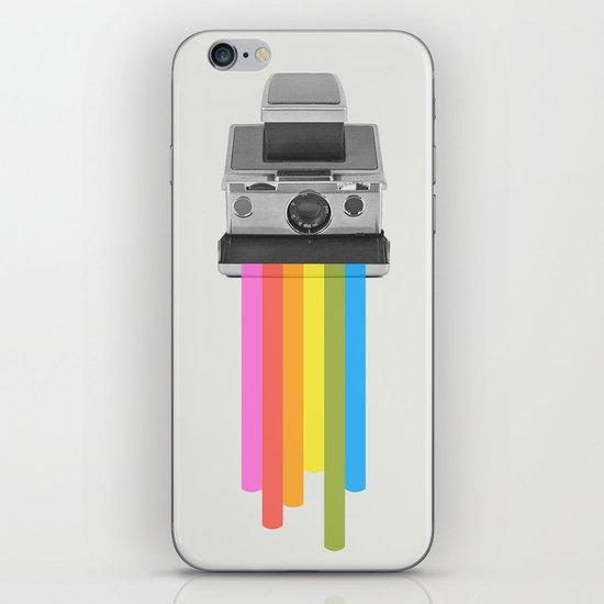Taste the Rainbow iPhone Skin