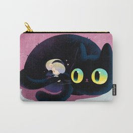 Fluffy Tail Carry-All Pouch