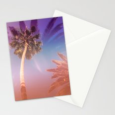 Palm Trees Kissing the Sky Stationery Cards