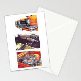 Holden GTS Set Stationery Cards