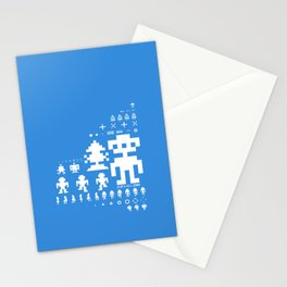 Robotron Stationery Cards