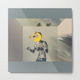 The Room 2 Metal Print