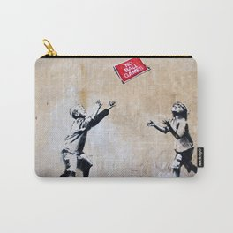 Banksy, Ball Games Carry-All Pouch