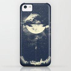 MOON CLIMBING iPhone 5c Slim Case
