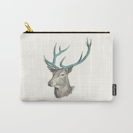 Party Animal - Deer Carry-All Pouch
