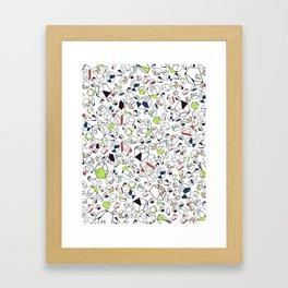rocked Framed Art Print
