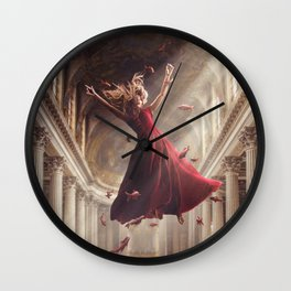 Amy's Little Dream Wall Clock
