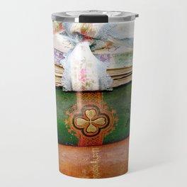 Louisa May Alcott Travel Mug
