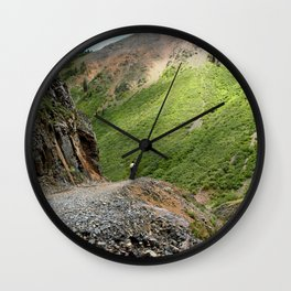 "Out for a ""Stroll"" Wall Clock"