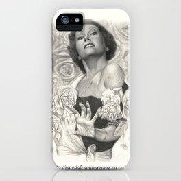 Sunset Boulevard, El crepúsculo de los dioses iPhone Case