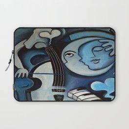 Black & Bleu Laptop Sleeve