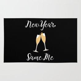 New Year Same Me Rug