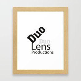 Duo Lens Productions Framed Art Print