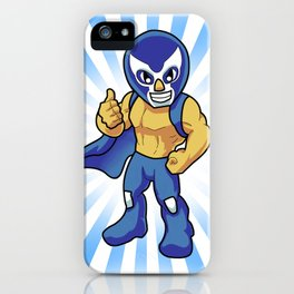 Lucha Libre iPhone Case