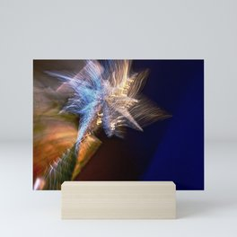 Abstract Star Of Wonder Mini Art Print