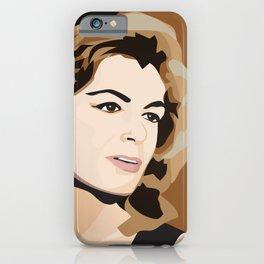Melina iPhone Case