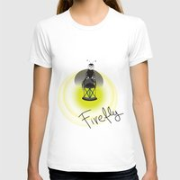 firefly T-shirts featuring Firefly by Tink.hr