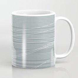 Unstable Lines Coffee Mug
