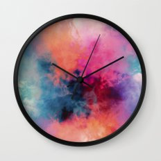 Temperature Wall Clock