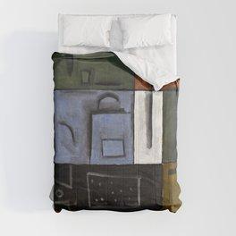 Joaquin Torres Garcia Constructive Painting VII Comforters
