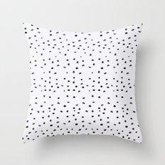 We Adore Chaos Throw Pillow