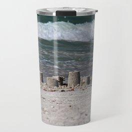 A Delicate Wish Travel Mug
