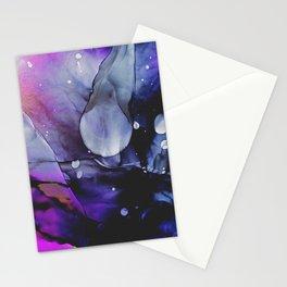A Violet Gaze Stationery Cards