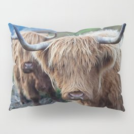 On the hills Pillow Sham