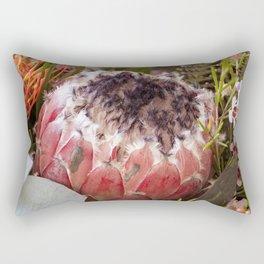 Feather Protea Rectangular Pillow