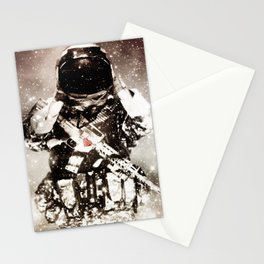 Over the Moon Stationery Cards