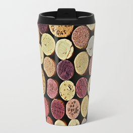 Wine Tops Travel Mug