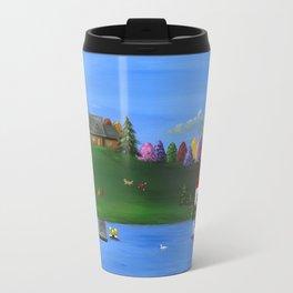 Hilly Hues Travel Mug