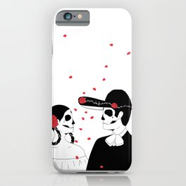 Eterno Amor iPhone Case